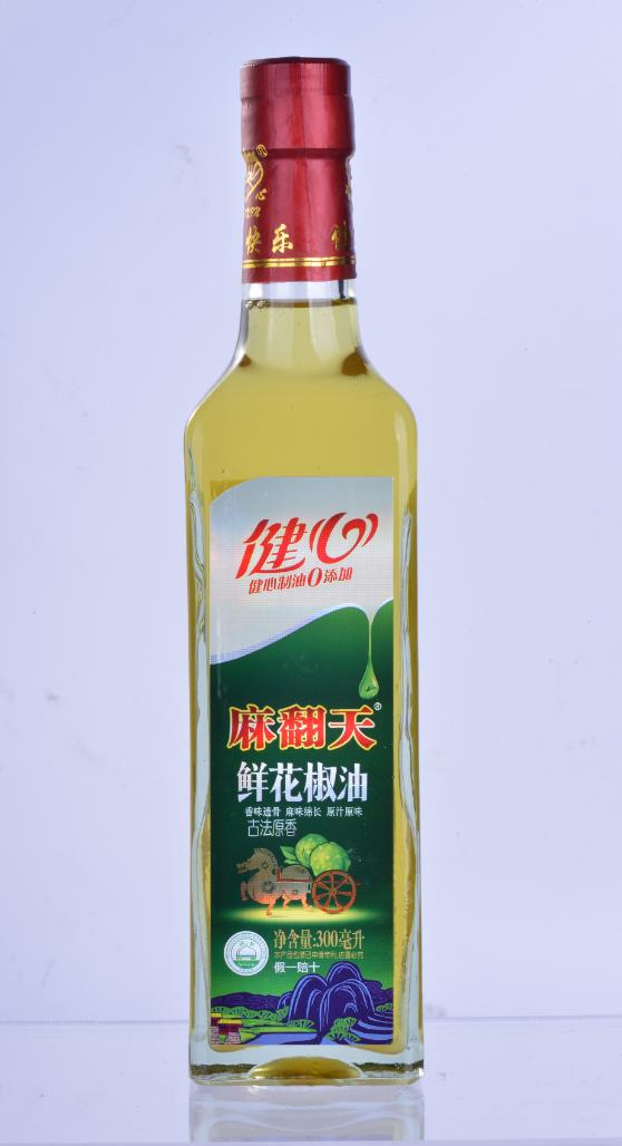 麻翻天  鲜花椒油