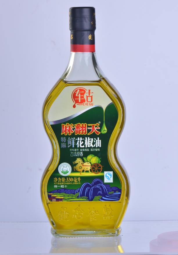 麻翻天  特麻 鲜花椒油