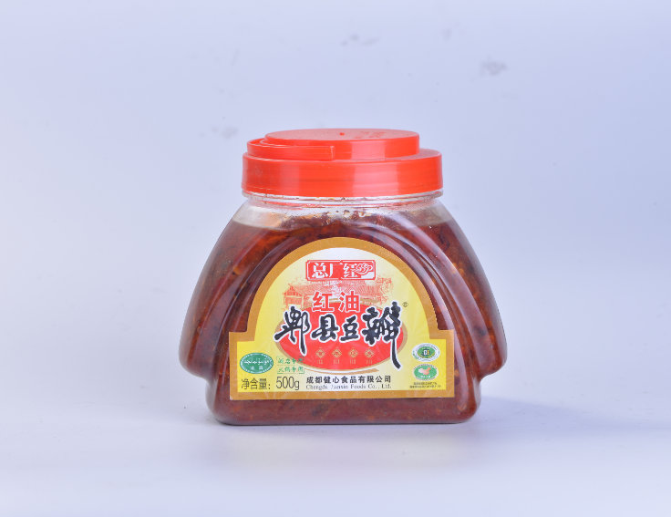 总厂红    红油郫县豆瓣