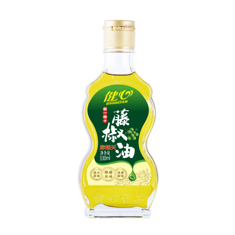 千亿国际注册藤椒油330ml